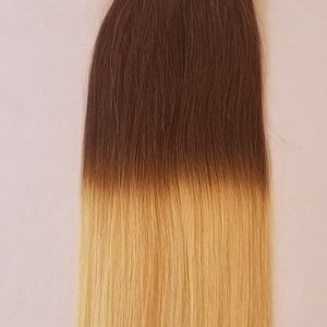 "18"" Human Tape In Hair Extensions T6/60"